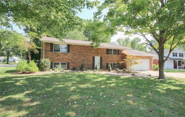 1338 Lincoln Boulevard, Mascoutah, IL 62258 (#18079273) :: Holden Realty Group - RE/MAX Preferred