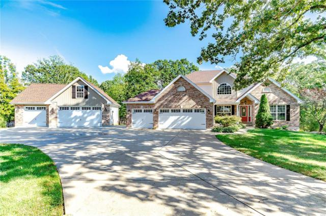 102 Sumac Ridge Drive, Foristell, MO 63348 (#18079327) :: St. Louis Finest Homes Realty Group