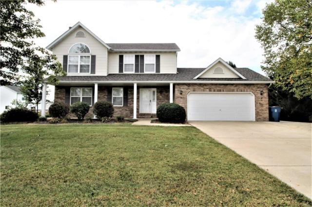 1405 Martin, Troy, IL 62294 (#18079350) :: Holden Realty Group - RE/MAX Preferred