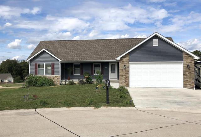 1017 Bay Hill, Union, MO 63084 (#18079406) :: Walker Real Estate Team