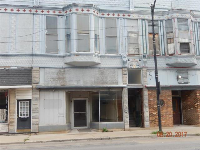 112 E 2nd Street, PANA, IL 62557 (#18079452) :: Fusion Realty, LLC