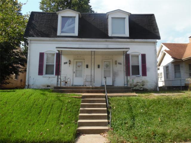 125 N Virginia Avenue, Belleville, IL 62220 (#18079491) :: Fusion Realty, LLC