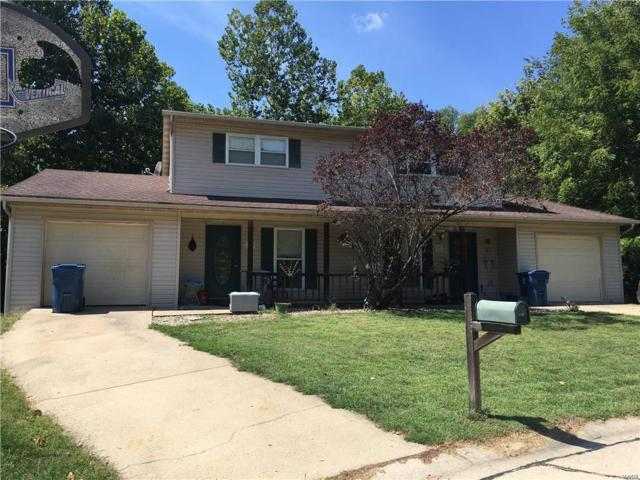 123 Christine Boulevard, Shiloh, IL 62221 (#18079509) :: Holden Realty Group - RE/MAX Preferred