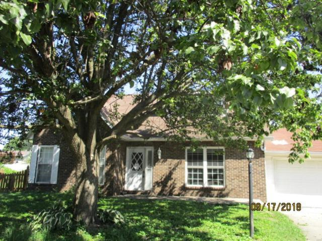 400 Lemans Way, Fairview Heights, IL 62208 (#18079510) :: Fusion Realty, LLC