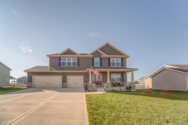 412 Amethyst Lane, Mascoutah, IL 62258 (#18079628) :: Holden Realty Group - RE/MAX Preferred