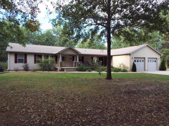 1289 Cedar Creek Lane, Centralia, IL 62801 (#18079873) :: St. Louis Finest Homes Realty Group