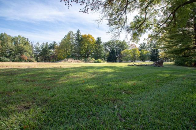 671 Pine Creek Drive Lot A, Town and Country, MO 63017 (#18080287) :: Peter Lu Team