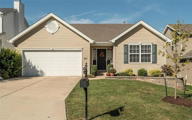 5285 Sunflower Drive, Eureka, MO 63025 (#18080438) :: The Becky O'Neill Power Home Selling Team