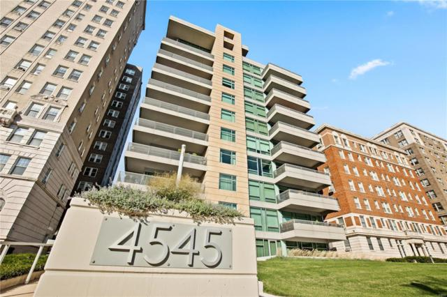 4545 Lindell Boulevard #18, St Louis, MO 63108 (#18080572) :: Holden Realty Group - RE/MAX Preferred