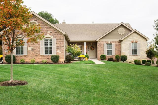 9811 Grandview Lake Court, Sunset Hills, MO 63127 (#18080854) :: The Becky O'Neill Power Home Selling Team