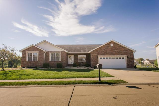 4830 Red Oak Drive, Waterloo, IL 62298 (#18081108) :: Holden Realty Group - RE/MAX Preferred