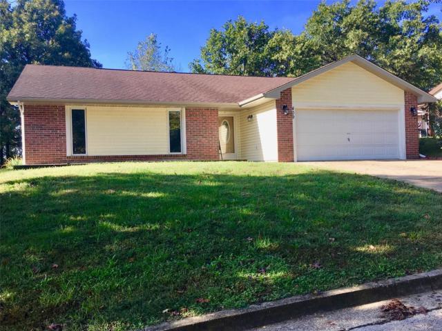 409 Fleetwood, Waynesville, MO 65583 (#18081123) :: Clarity Street Realty