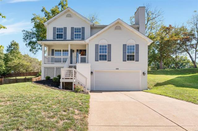 674 Canary Estates Drive, Manchester, MO 63021 (#18081260) :: The Becky O'Neill Power Home Selling Team