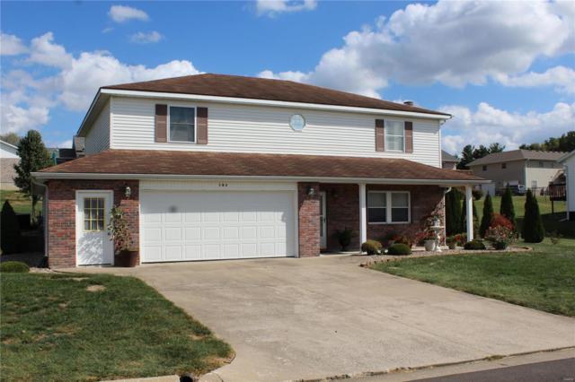 103 Clover, Hannibal, MO 63401 (#18081277) :: The Becky O'Neill Power Home Selling Team
