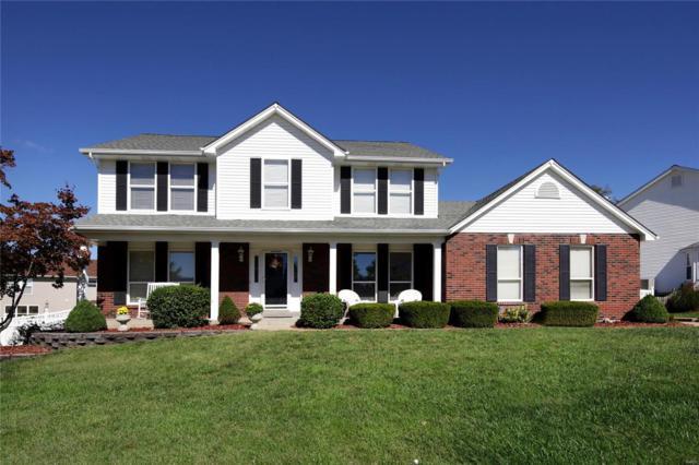 5053 Castle Douglas Drive, Saint Peters, MO 63304 (#18081317) :: Walker Real Estate Team