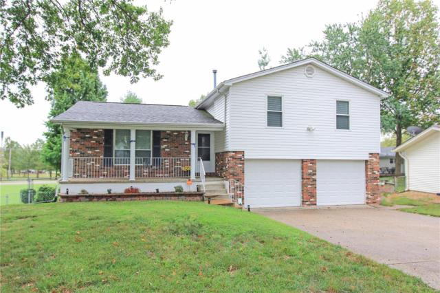 158 Parkside Acres, Fenton, MO 63026 (#18081364) :: The Becky O'Neill Power Home Selling Team