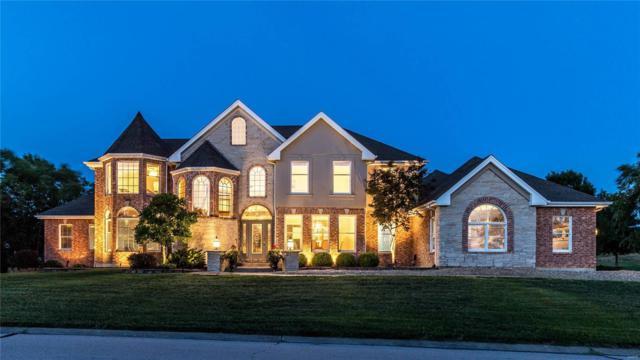 708 Hillenkamp Drive, Weldon Spring, MO 63304 (#18081447) :: Kelly Hager Group | TdD Premier Real Estate