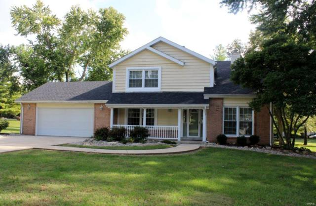 5606 Woodland Drive, Collinsville, IL 62234 (#18081481) :: Holden Realty Group - RE/MAX Preferred