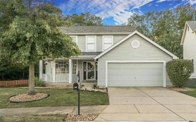 374 Westwind Estates Lane, Valley Park, MO 63088 (#18081583) :: PalmerHouse Properties LLC