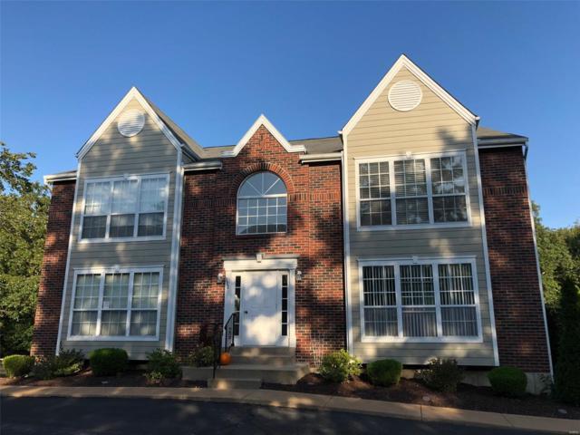 1332 Highland Oaks Drive B, Ballwin, MO 63021 (#18081658) :: The Becky O'Neill Power Home Selling Team