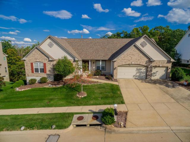 974 Stone Spring Drive, Eureka, MO 63025 (#18081774) :: The Becky O'Neill Power Home Selling Team