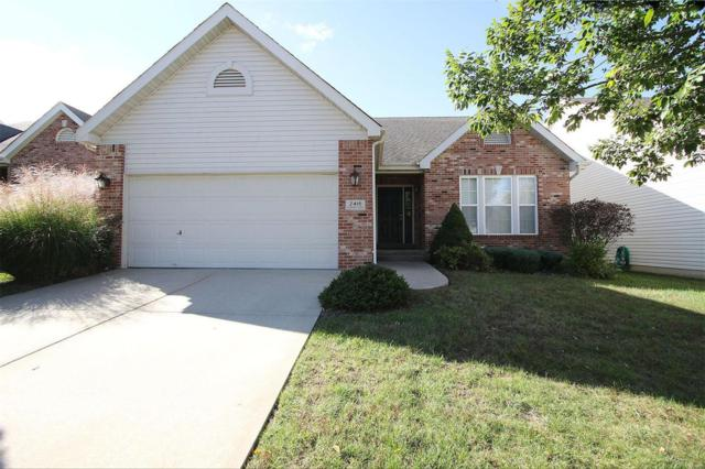 2416 Fourlakes Drive, Belleville, IL 62220 (#18081777) :: Clarity Street Realty