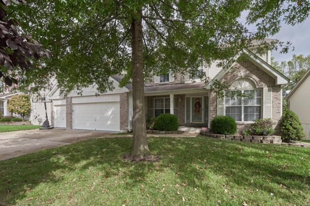 2107 Meramec Meadows Drive, Fenton, MO 63026 (#18081831) :: The Becky O'Neill Power Home Selling Team