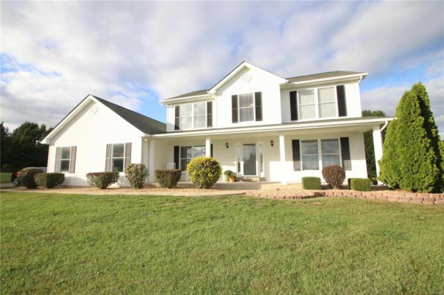 121 Plantation Drive, Troy, MO 63379 (#18081907) :: St. Louis Finest Homes Realty Group