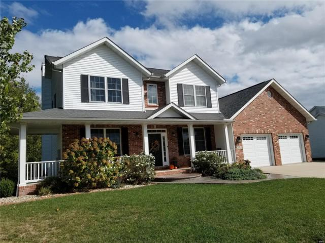 57 Woodcrest Drive, Bethalto, IL 62010 (#18082053) :: Holden Realty Group - RE/MAX Preferred