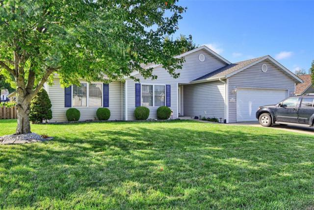 1463 Kingsley, Shiloh, IL 62269 (#18082065) :: Holden Realty Group - RE/MAX Preferred