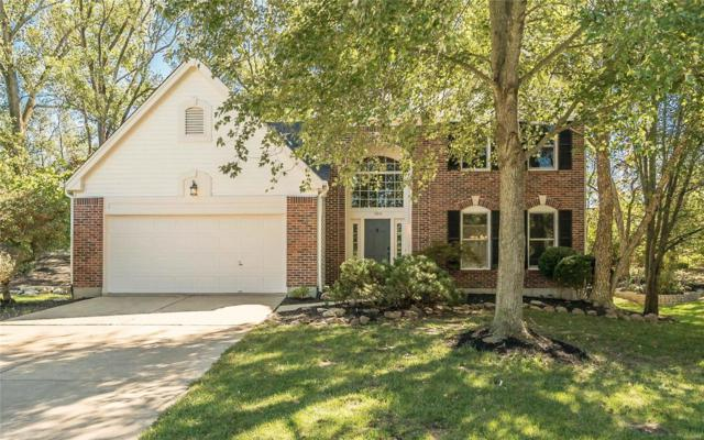 106 Waldens Oak Court, Ballwin, MO 63011 (#18082070) :: The Becky O'Neill Power Home Selling Team