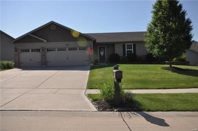 125 Intrepid Avenue, Foristell, MO 63348 (#18082075) :: St. Louis Finest Homes Realty Group