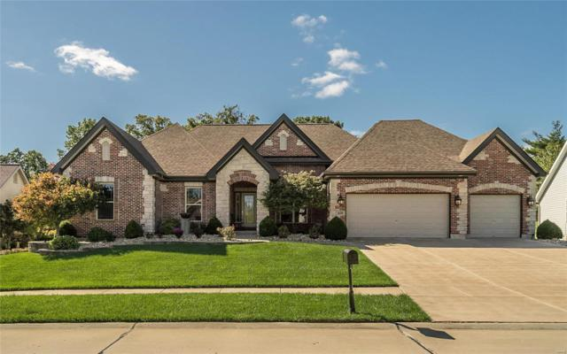 428 Fort Saratoga, Saint Charles, MO 63303 (#18082081) :: St. Louis Finest Homes Realty Group