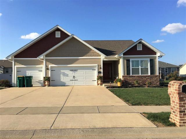 616 Willowbrook Way, O'Fallon, IL 62269 (#18082121) :: Holden Realty Group - RE/MAX Preferred