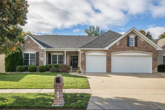 6 Boschert Creek Drive, Saint Peters, MO 63376 (#18082142) :: Walker Real Estate Team