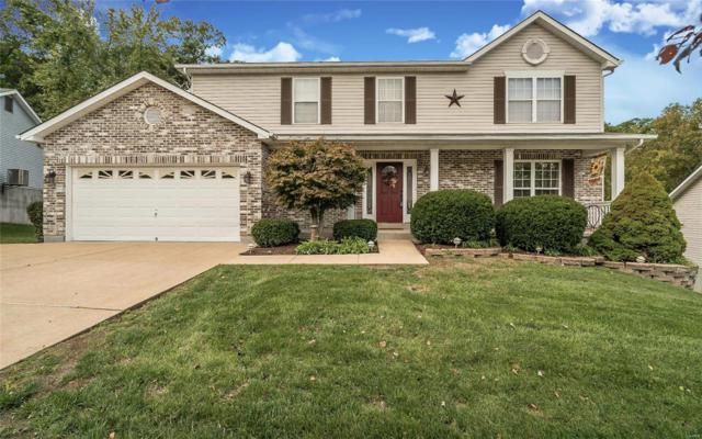 2389 Riverbluff Drive, Arnold, MO 63010 (#18082265) :: Clarity Street Realty