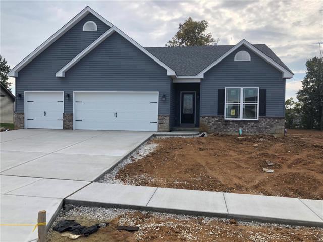 961 Mule Creek Drive, Wentzville, MO 63385 (#18082386) :: The Kathy Helbig Group