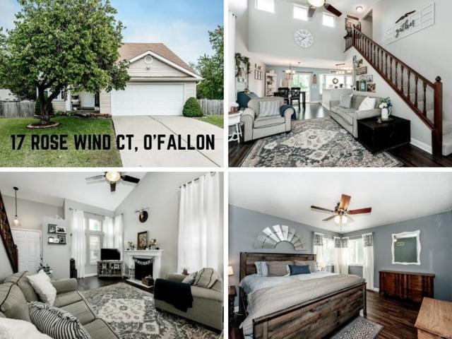 17 Rose Wind Court, O'Fallon, MO 63366 (#18082530) :: St. Louis Finest Homes Realty Group