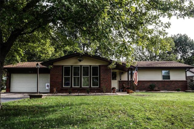 2260 Kaiser Road, New Athens, IL 62264 (#18082589) :: Holden Realty Group - RE/MAX Preferred