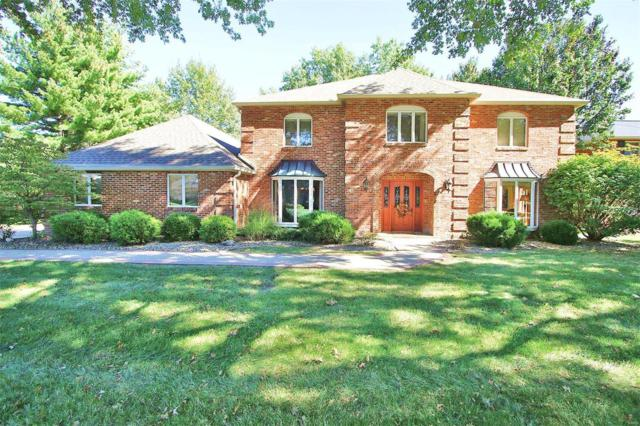 22 Lake Lorraine Court, Swansea, IL 62226 (#18082754) :: Holden Realty Group - RE/MAX Preferred