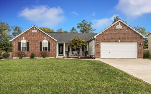 7255 Picasso Drive, Dardenne Prairie, MO 63368 (#18082774) :: The Kathy Helbig Group