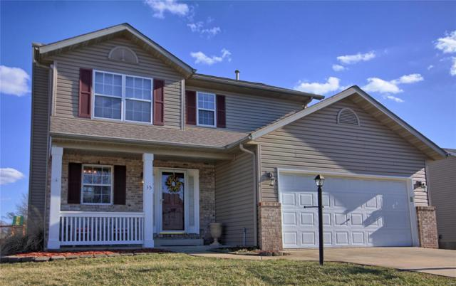 35 Jason Drive, Glen Carbon, IL 62034 (#18082780) :: Fusion Realty, LLC