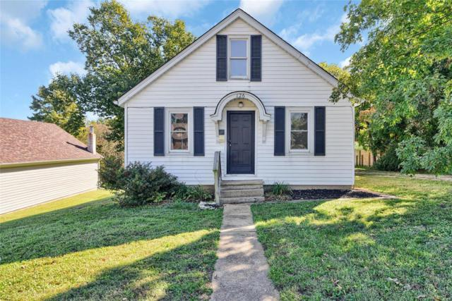 126 Fulton Street, Washington, MO 63090 (#18082910) :: St. Louis Finest Homes Realty Group