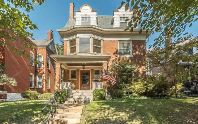 5083 Westminster, St Louis, MO 63108 (#18083079) :: Clarity Street Realty