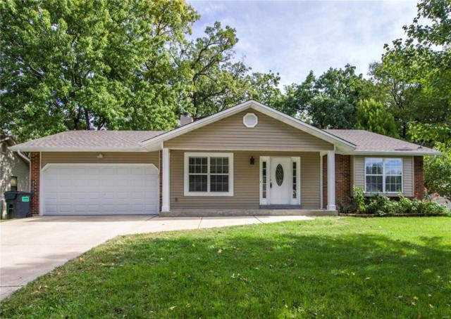 1302 Golden Gate Lane, Saint Peters, MO 63376 (#18083092) :: St. Louis Finest Homes Realty Group
