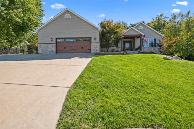 7212 Westfield Woods Drive, Dardenne Prairie, MO 63368 (#18083113) :: Clarity Street Realty