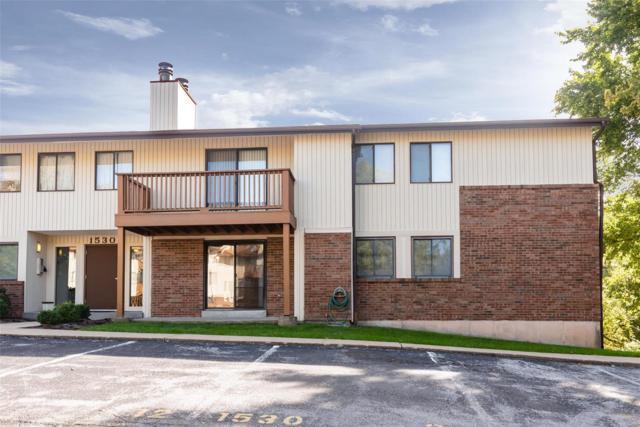 1530 Springlet Court #23, Florissant, MO 63033 (#18083129) :: Clarity Street Realty
