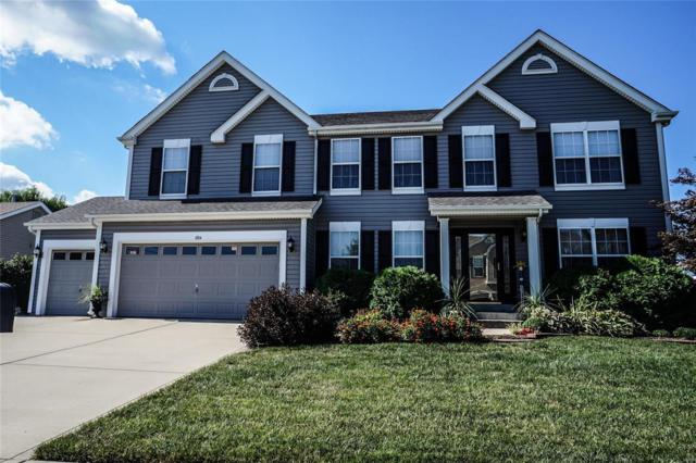 1724 Naughton Way, Swansea, IL 62226 (#18083220) :: Holden Realty Group - RE/MAX Preferred