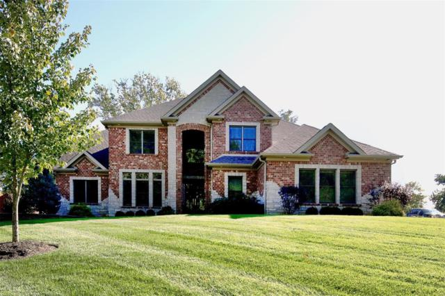 100 Shady Valley Drive, Chesterfield, MO 63017 (#18083258) :: St. Louis Finest Homes Realty Group