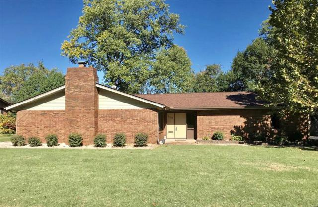 308 Rosemary Drive, Collinsville, IL 62234 (#18083360) :: Holden Realty Group - RE/MAX Preferred